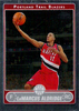 2006-07 Topps Chrome #183 LaMarcus Aldridge RC Blazers!