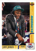 1991-92 Upper Deck #2 Larry Johnson RC Hornets!