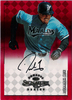 1998 Donruss Signature Autographs #53 Derrek Lee AU /3400 Marlins!