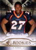 2009 SP Authentic Retail #119 Knowshon Moreno RC Broncos!