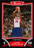2008-09 Bowman Draft Picks & Stars Relics Arron Afflalo Jersey Pistons!