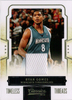2009-10 Classics Timeless Threads #57 Ryan Gomes Jersey /299 Timberwolves!