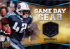 2009 Upper Deck Game Day Gear #CH Chris Henry Jersey Titans!