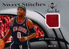 2006-07 Sweet Shot Stitches Jersey Jeff McInnis Nets!