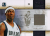 2009-10 Studio Materials Jersey #20 Josh Howard /249 Mavericks!