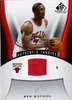 2006-07 SP Game Used #111 Ben Gordon Jersey Bulls!