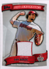 2010 Topps Peak Performance Relics Jersey Dan Haren S2 Diamondbacks!
