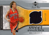 2005-06 Sweet Shot Sweet Swatches Mike Dunleavy /125 Warriors!