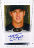 2004 Hot Prospects Draft #99 Matt Fox AU RC /299 Twins!