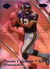 1999 Collector's Edge Masters #106 Daunte Culpepper RC /2000 Vikings!