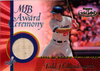 2001 Topps Gold Label MLB Award Ceremony Bat Todd Hollandsworth ROY Dodgers!