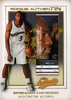 2001-02 Fleer Authentix Second Row #104 Brendan Haywood RC /200 Wizards!