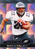 2000 Pacific Prism Prospects Holographic Mirror #69 Duce Staley /75 Eagles!