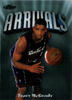 1997-98 Finest Embossed #294 Tracy McGrady Raptors!