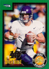 1999 Score Showcase #249 Brock Huard RC /1989 Seahawks!