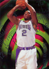 1995-96 Flair Perimeter Power #11 Mitch Richmond Kings!