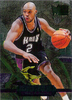 1996-97 Metal Cyber-Metal #15 Mitch Richmond Kings!