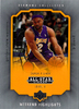 2004-05 UD All-Star Lineup Weekend Highlights #DF Derek Fisher Warriors!