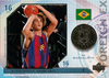 2003-04 UD Top Prospects Foreign Exchange #FE2 Anderson Varejao FC Barcelona!