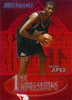 1999-00 SkyBox APEX First Impressions #19 James Posey Nuggets!