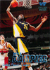 1997-98 Fleer Tiffany Collection #135 Erick Dampier Pacers!