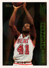 1995-96 Topps Show Stoppers #SS9 Glen Rice Heat!