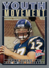 2004 Fleer Platinum Youth Movement Philip Rivers Chargers!