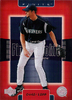 2003 Upper Deck Finite #201 Aaron Looper RC /1299 Mariners!