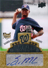 2009 Upper Deck Ballpark Collection #97 Shairon Martis AU RC /500 Nationals!