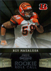 2009 Playoff Contenders Rookie Roll Call #7 Rey Maualuga Bengals!