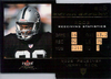 2003 Fleer Focus Extra Effort #4 Jerry Rice /500 Raiders!