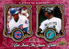 2009 UD A Piece of History Cut From The Same Cloth Alfonso Soriano/Hanley Ramirez /99