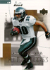 2004 Upper Deck Finite HG #263 J.R. Reed RC /275 Eagles!
