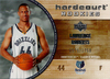 2005-06 UD Hardcourt #120 Lawrence Roberts RC /1750 Grizzlies!