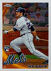 2010 Topps Chrome Wrapper Redemption Refractors #184 Ike Davis RC Mets!