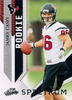2009 Absolute Memorabilia Spectrum Blue #147 James Casey RC /75 Texans!