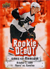 2009-10 Upper Deck Rookie Debuts #RD2 James Van Riemsdyk Flyers!