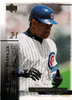 2000 Upper Deck Gold Reserve Solid Gold Gallery Sammy Sosa Cubs!