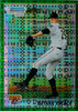 2010 Bowman Chrome Prospects Green X-Fractors Nathan Adcock Pirates!