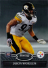 2010 Bowman Sterling #48 Jason Worilds RC Steelers!