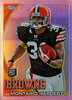 2010 Topps Chrome Refractors #C168 Montario Hardesty RC Browns!