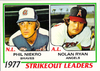 2011 Topps 60 Years of Topps #27 Phil Niekro/Nolan Ryan