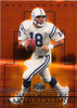 2000 Upper Deck Legends Canton Calling #CC1 Peyton Manning Colts!