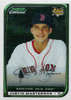 2008 Bowman Chrome #210 Justin Masterson RC Red Sox!
