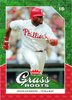 2006 Fleer Tradition Grass Roots #GR22 Ryan Howard Phillies!