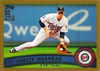 2011 Topps Gold #293 Justin Morneau /2011 Twins!