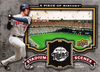 2009 UD A Piece of History Stadium Scenes Black Joe Mauer /149 Twins!