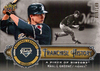 2009 UD A Piece of History Franchise History Black Khalil Greene /149 Padres!