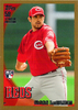 2010 Topps Update Gold #US7 Sam LeCure RC /2010 Reds!