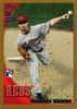 2010 Topps Update Gold #US271 Travis Wood RC /2010 Reds!